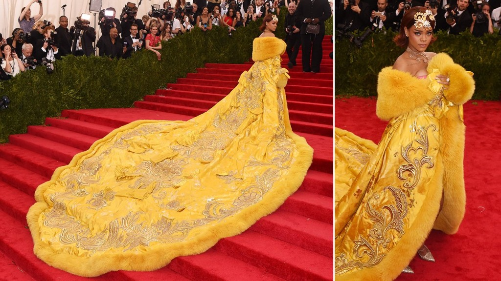 That's how you do the Met Gala